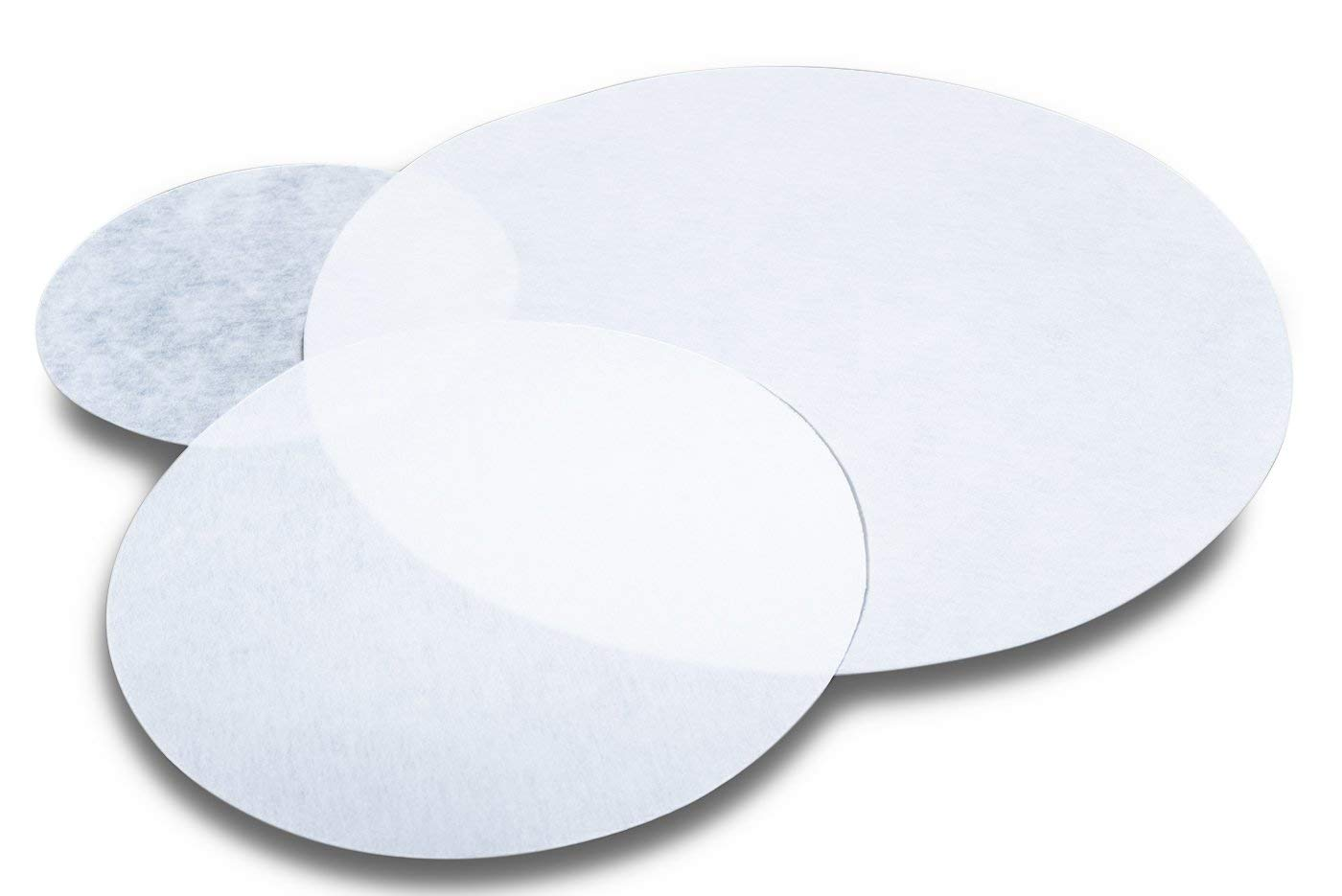 BVV 8 inch Cellulose Filter Paper 50 Micron 5 Pack
