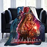 DIYHMH Wanda-Vision Merchandise Fuzzy Fluffy Plush
