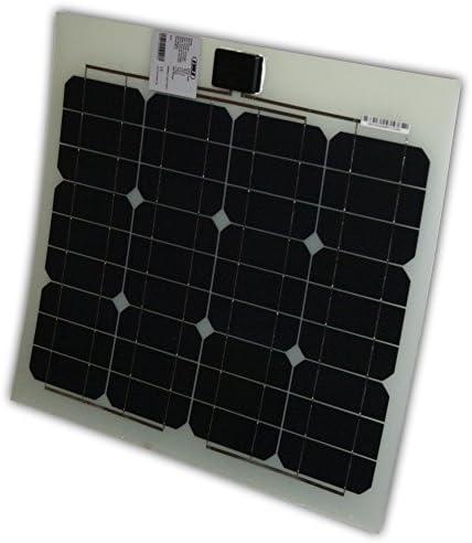 Flexibles Solarmodul 30Watt 12Volt Mono Flex 30Watt Solarpanel MONOKRISTALLIN