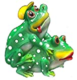 Froggy Style Big Rip Beads Necklace New Orleans Mardi Gras Cajun Carnival