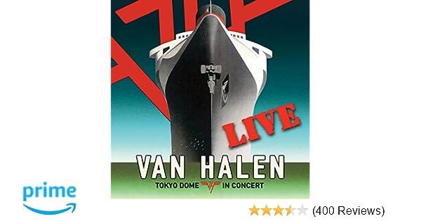 b8fe632297f Van Halen - Tokyo Dome In Concert (2CD) - Amazon.com Music