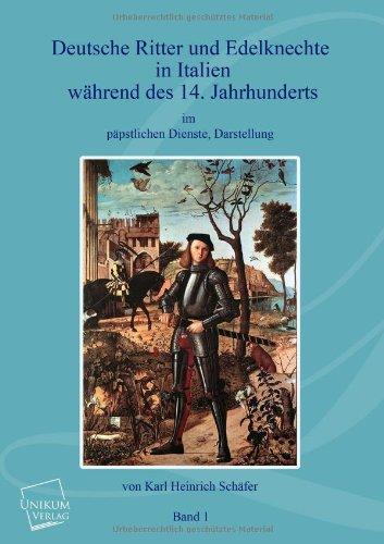 Download Deutsche Ritter Und Edelknechte (Band I) (German Edition) pdf