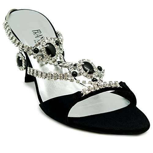 Francesco Italy  5765 EX DARIA, escarpins-sandales femme