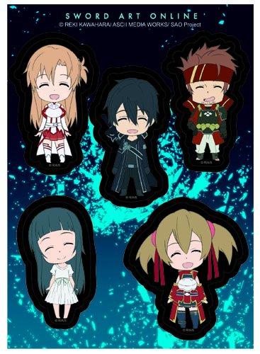 Sword-Art-Online-Sticker-SD-Character-Happy-Pack