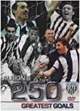 West Bromwich Albion - 250 Greatest Goals [DVD]