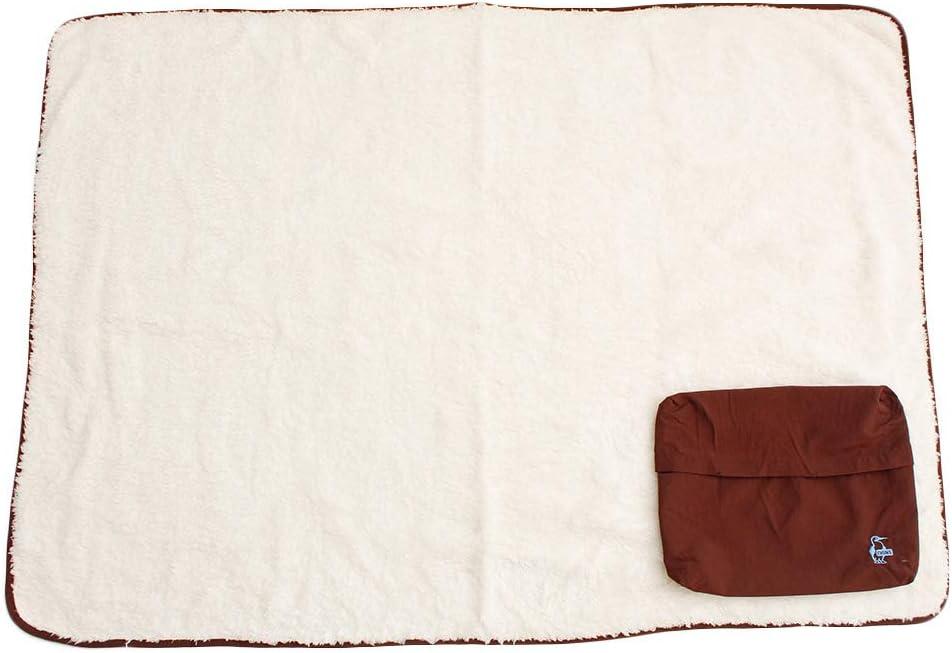 (チャムス) CHUMS Fleece Elmo Packable Blanket