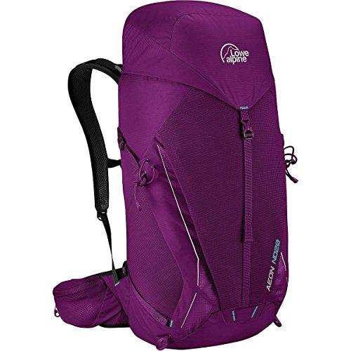 Lowe Alpine Womens Backpack - LOWE ALPINE AEON ND20 WOMENS BACKPACK (RUBY WINE)
