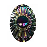 Product review for Optimum Egyptian Oval Design Fingertip Gyro Fidget Spinner High-Speed Hand Spinner Anti-Anxiety EDC Hand Toy