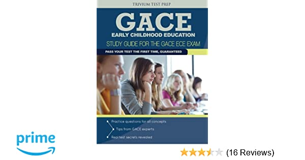 gace early childhood education study guide for the gace ece exam rh amazon com gace early childhood special education study guide gace early childhood education secrets study guide reviews