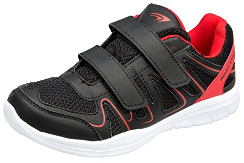 Gibra rot Schwarz Gibra Sneaker Donna Sneaker PxqZdf