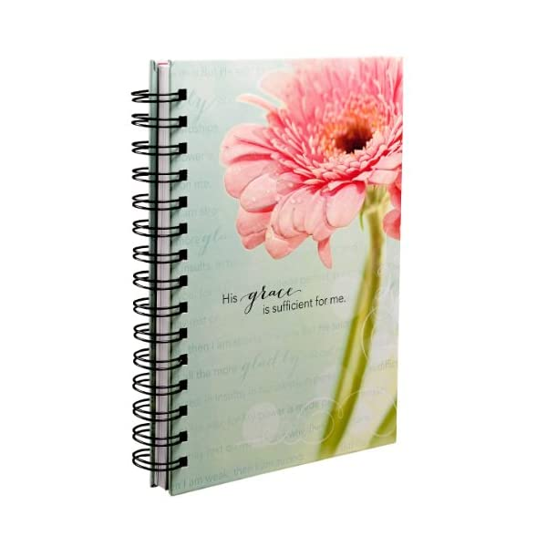 His-Grace-is-Sufficient-Hardcover-Wirebound-Journal
