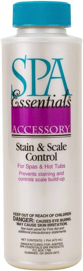 Spa Essentials 28304000 Stain and Scale Control for Spas