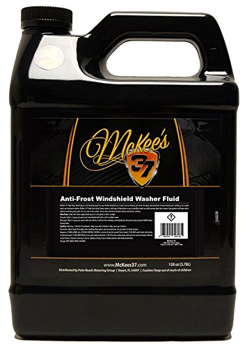 McKee's 37 MK37-541 Anti-Frost Windshield Washer Fluid, 128 fl. oz. (Windshield Washer Fluid Mix compare prices)