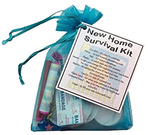 New Home Survival Kit Housewarming Gift Great Alternative