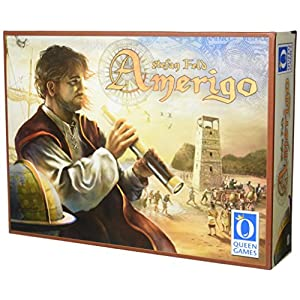Amerigo Strategy Board Game - 51d1VfLr 2B5L - Amerigo Strategy Board Game