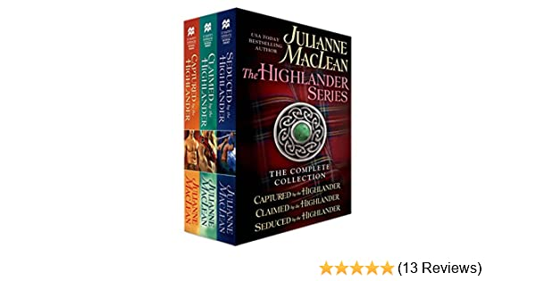 The highlander series captured by the highlander claimed by the the highlander series captured by the highlander claimed by the highlander seduced by the highlander kindle edition by julianne maclean fandeluxe Choice Image