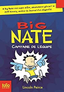 "Afficher ""Big Nate n° 2 Capitaine de l'équipe"""