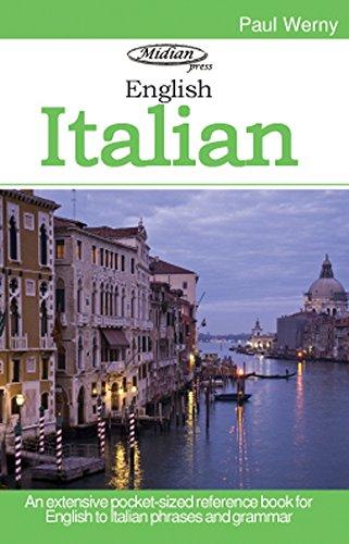 Italian phrase book (English Edition)