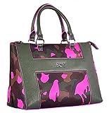 Hoy Women's Top-Handle Bag grey HOY