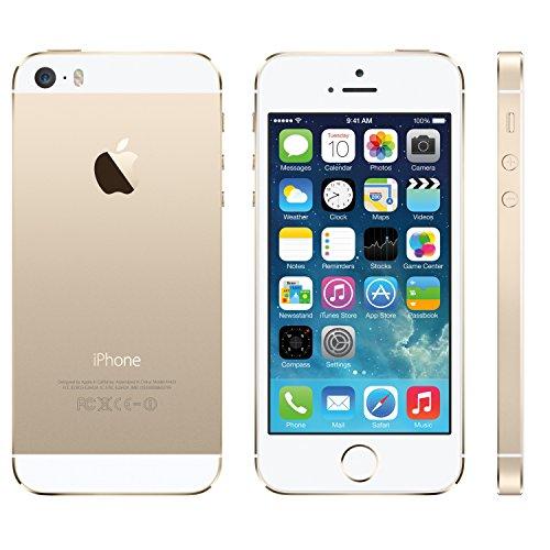 Apple iPhone 5s Unlocked Cellphone, 16GB, Gold