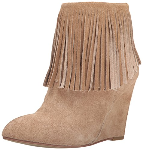 Chinese Laundry Women's Arctic Boot, Camel Burnished, 8 M US