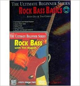 ultimate beginner rock guitar basics steps one two book cd the ultimate beginner series