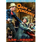 Crabbe, Buster Double Feature: Oath of Vengeance (1944) / Law and Order