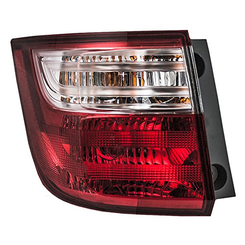 Drivers Taillight Quarter Panel Mounted Tail Lamp Replacement for sale  Delivered anywhere in USA