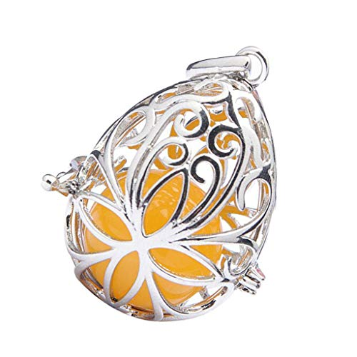 - Trendy Tree of Life Opal Crystals Necklace Gemstone Pendant Love for Family Necklace Jewelry Crafting Key Chain Bracelet Pendants Accessories Best| Color - Yellow Agate