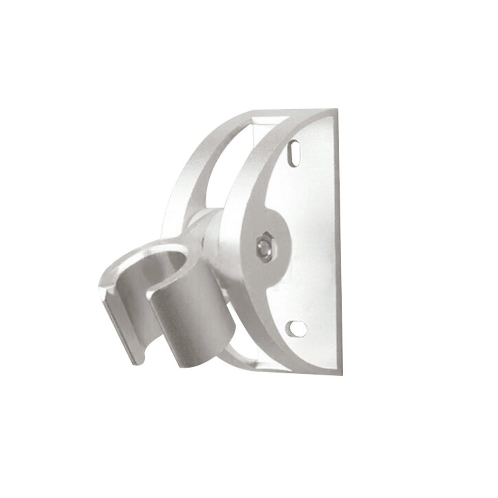 GKANGU Soporte de Ducha Rotativo Shinny Aluminio DIY Ba/ño Titular de Ducha S/ólido