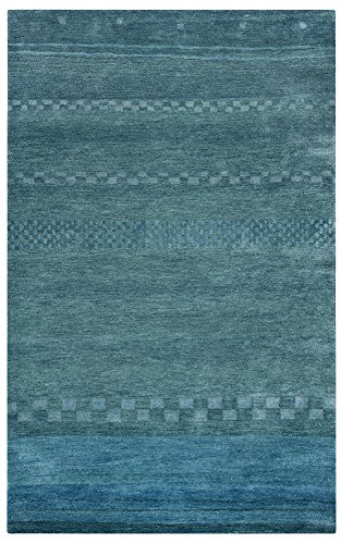 Rizzy Home Mojave Collection MOJMV316100090203 Hand-Tufted Accent Rug, 2' x 3' , - India Wayfair Shipping To