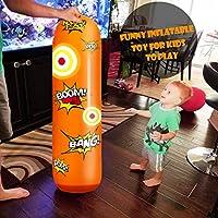 Amazon.com: Novelty Place - Saco de boxeo inflable para ...