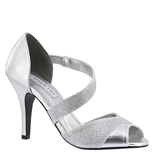 Shimmer Adeline ups Touch Silver Donna wpqR5OF