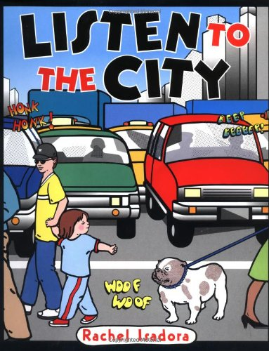 Read Online Listen to the City pdf