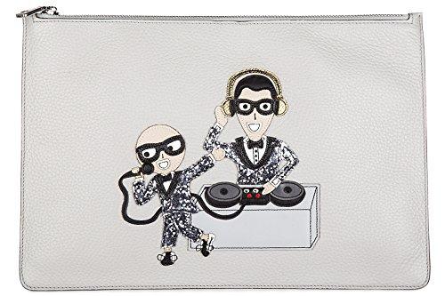 Dolce&Gabbana men's travel document passport case holder - Gabbana Mens Dolce Wallet