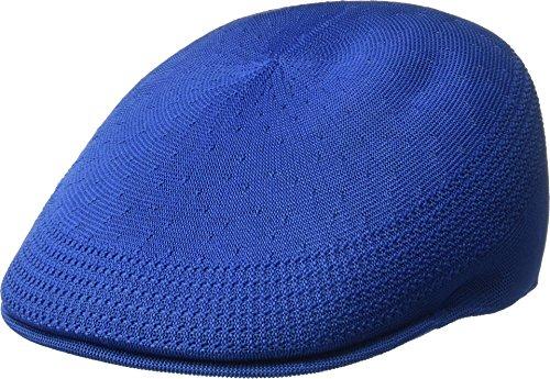Kangol Men's Tropic 507 Ventair Ivy Cap, Royale, - Hat Ivy