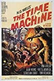 The Time Machine Poster Movie 11x17 Rod Taylor Yvette Mimieux Whit Bissell Sebastian Cabot