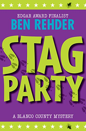 Stag Party (Blanco County Mysteries Book 8)