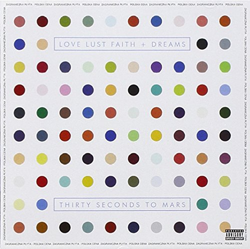 Thirty Seconds To Mars: Love Lust Faith + Dreams (PL) [CD] / Audio CD