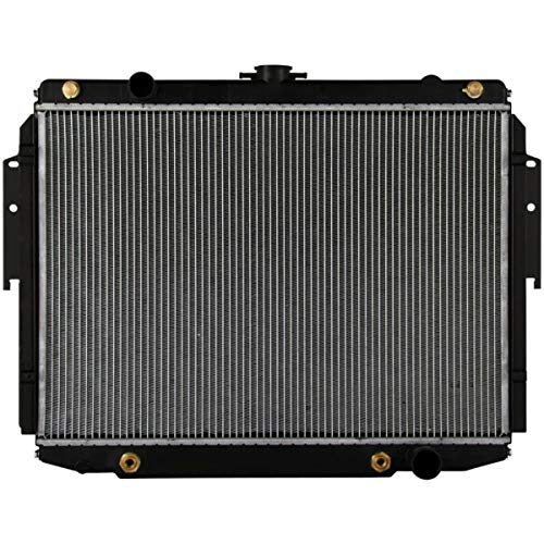 ZR AT Complete Radiator Replacement for B150 B1500 B250 B2500 B350 B3500 Charger Ram 1500 Van Ram 2500 Van Ram 3500 Van 3.9L 5.2L 5.9L V6 V8 Automatic Transmission with Oil Cooler