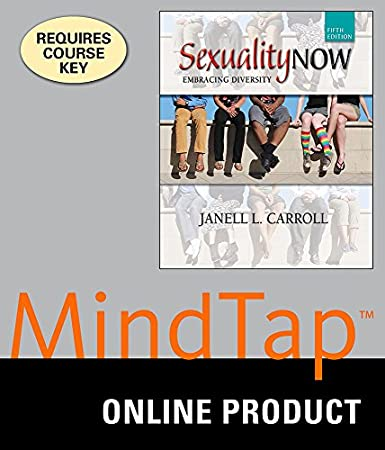 MindTap Psychology for Carroll's Sexuality Now: Embracing Diversity, 5th Edition
