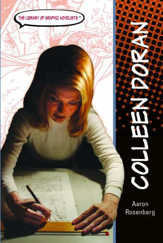 Colleen Doran (THE LIBRARY OF GRAPHIC NOVELISTS)