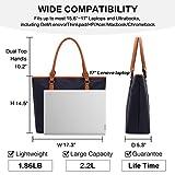 Laptop Bag 15.6 17 Inch Laptop Bag for Women Nylon