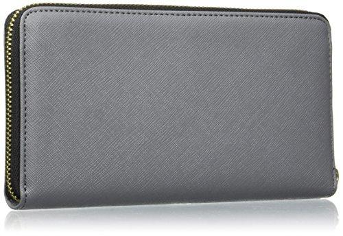 M4rissa Portefeuille Steel Gris Ziparound Klein Calvin Jeans Grey zIw6v