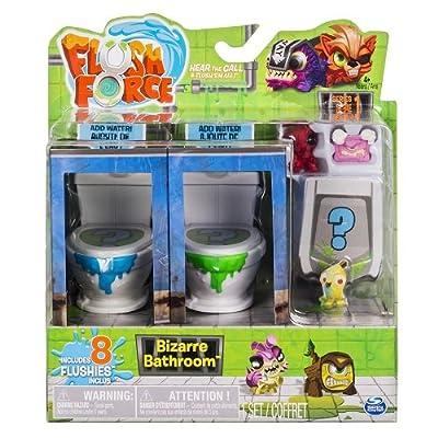 FLUSH FORCE - Bizarre Bathroom: Toys & Games