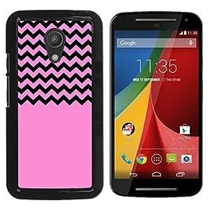 Dragon Case - FOR Motorola G 2ND GEN II - Get rid of hesitation - Caja protectora de pl??stico duro de la cubierta Dise?¡Ào Slim Fit