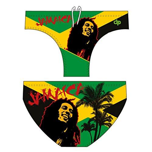 Diapolo Jamaica 2 Badehose Schwimmhose für Schwimmen Wasserball Triathlon