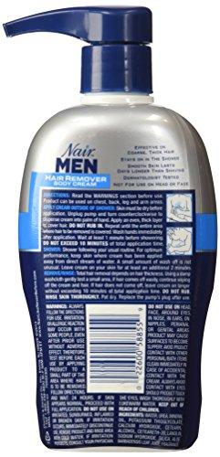 Nair Men Hair Removal Cream - 13 oz by Nair (Image #4)