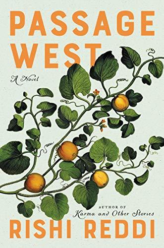 Book Cover: Passage West: A Novel