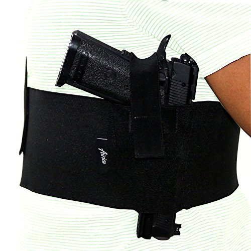 Airica Deep Concealment Shoulder Holster Elastic Tactical - Import